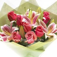 Bouquet_Roses_Lillies_kadoplus