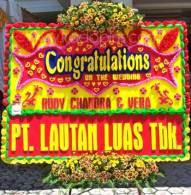 Bunga Papan Bangka Belitung Congratulations