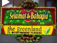 Bunga Papan Bangka Belitung Wedding