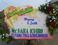 Bunga Papan Malang Wedding 2