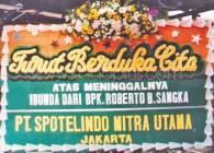 Bunga Papan Makassar Duka Cita 2