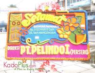 Bunga Papan Padang Congratulations 1