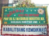 Bunga Papan Makassar Congratulations