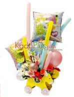 Rangkaian Bunga & Balon: Balloons & More 9  By Toko Bunga & Gift/ Florist Jakarta Kadoplus.com