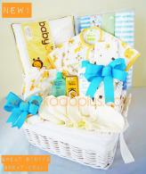 Parcel Bayi: Baby Sleeping Parcel Boy By Toko Bunga & Gift/ Florist Jakarta Kadoplus.com