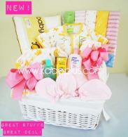 Parcel Bayi: Baby Sleeping Parcel Girl By Toko Bunga & Gift/ Florist Jakarta Kadoplus.com