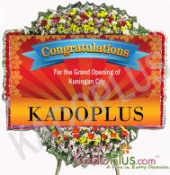 bunga papan congratulations, bunga papan selamat & sukses, toko bunga papan jakarta, bunga papan bekasi, bunga papan tangerang, bunga papan depok, flower board to Indonesia, bunga papan digital
