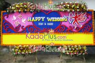 bunga-papan-wedding-jakarta-combo