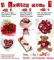 bunga valentine, toko bunga jakarta, florist jakarta, kado valentine