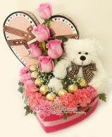 bunga-valentine-jakarta-2014