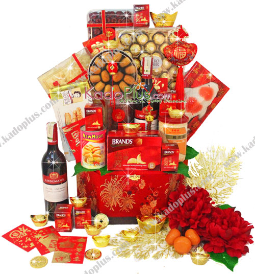 Chinese New Year Hamper Royal Fortunes Toko Bunga Online