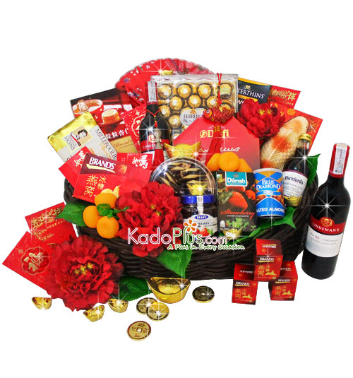 Chinese New Year Hamper Orient Delight Toko Bunga Online