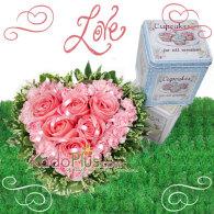 florist jakarta, bunga valentine, toko bunga jakarta, buket bunga