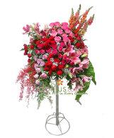 florist jakarta, standing flower, toko bunga jakarta