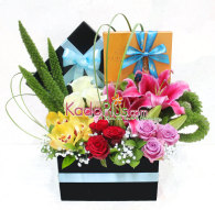 godiva-chocolate-flower