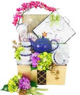 parcel keramik lebaran, hari raya hamper jakarta, hari raya hamper indonesia, hari raya gift basket jakarta, Parcel Lebaran, toko parcel lebaran Jakarta