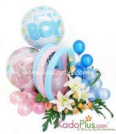 Rangkaian Bunga & Balon: Balloons & More 6  By Toko Bunga & Gift/ Florist Jakarta Kadoplus.com
