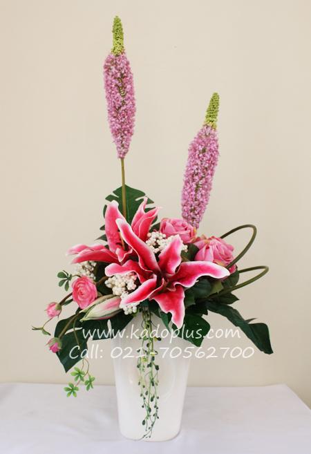 Artificial Arrangement  Allure - Toko Bunga Online - Florist ... 1cee099bad