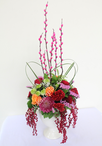 Chinese New Year Arrangement 3 Toko Bunga Online