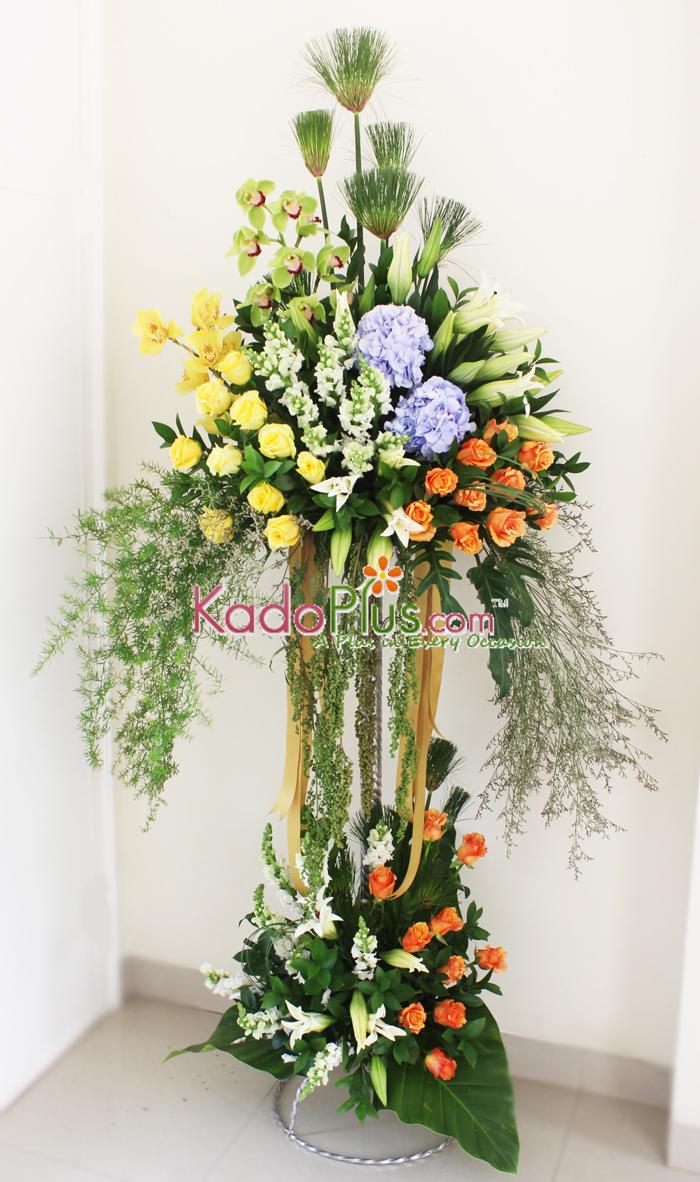 Ultimate Standing Flowers 2 Toko Bunga Online Florist