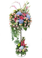 Florist Jakarta: Kadoplus.com Standing Flower Exclusive 1