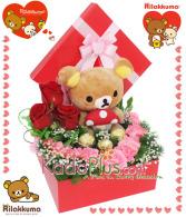 toko-bunga-valentine-jakarta-2014-rilakkuma