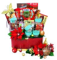 parcel natal, parcel natal jakarta, toko parcel, toko parcel natal, christmas hamper, christmas gift basket, christmas hamper jakarta indonesia